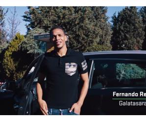 Galatasaray werkt samen met ikinciyeni.com en verkoopt auto Fernando