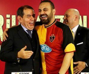 Hasan Sas in beeld bij Galatasaray