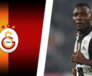 Kwadwo Asamoah toch niet naar Galatasaray??