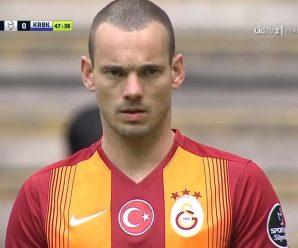'Sneijder bereikt akkoord met LA Galaxy'