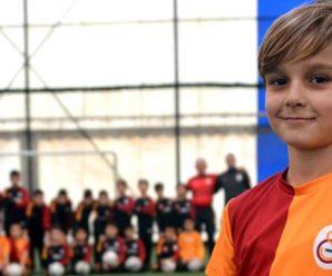 Galatasaray tekent 10-jarig voetbal-talent