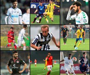 """Welke """"Europa"""" Turkse voetballers staan op de lijst van Galatasaray?"""