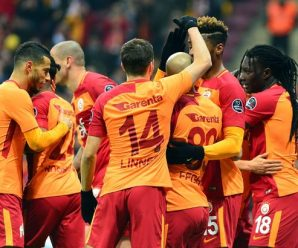 Galatasaray is weer koploper in Turkse competitie