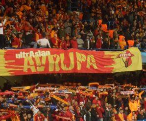 Megaboete voor Galatasaray