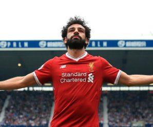 Mohammed Salah verlengt contract bij Liverpool