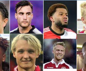 Dit zijn de 14 duurste voetballers in de eredivisie (2018/2019)