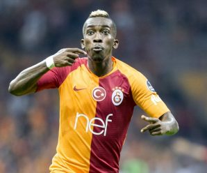 Henry Onyekuru is blij met Galatasaray