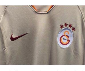 Galatasaray maakt officiele shirt voor uitwedstrijden seizoen 2019/2020 bekend
